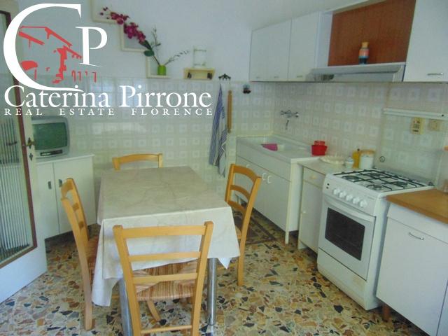 appartamento vendita rufina