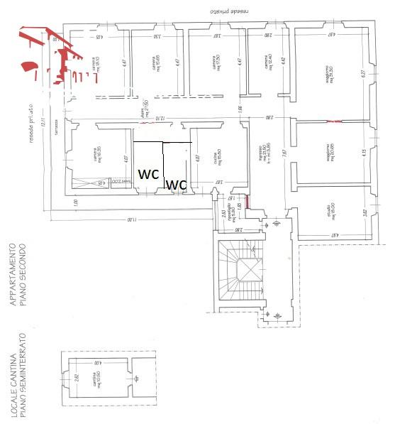 appartamento affitto firenze beccaria oberdan