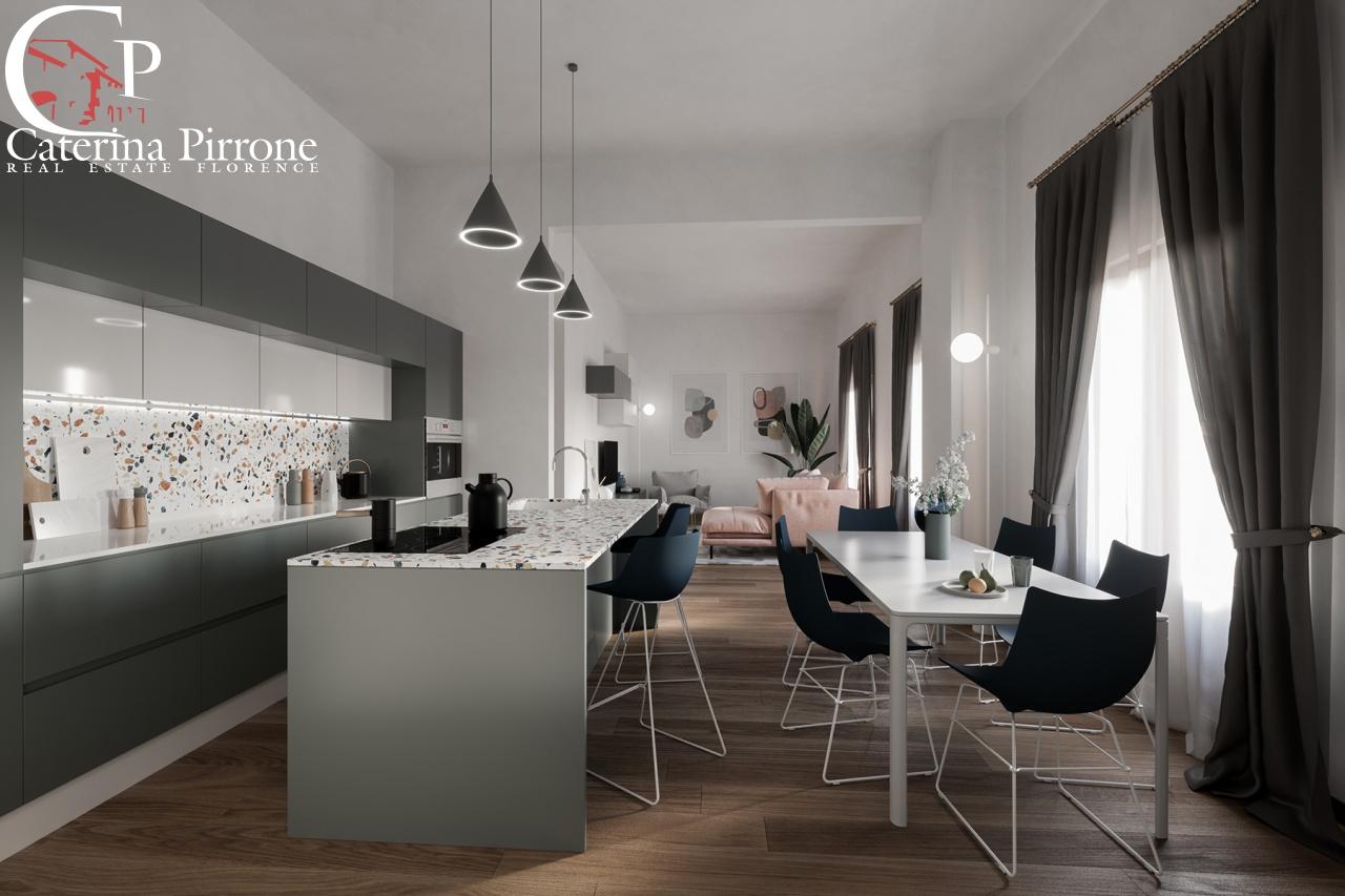 Appartamento in Vendita a Firenze Campo di marte/ Le cure
