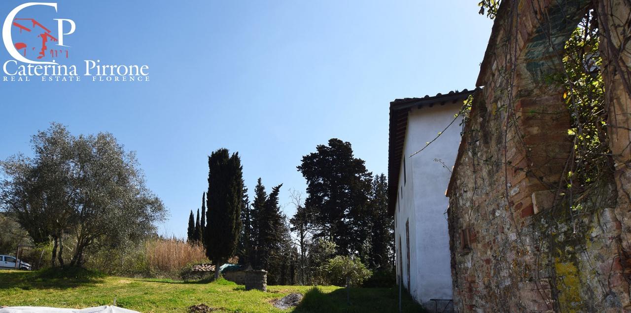 SAN CASCIANO VENDESI  ANTICO CASALE